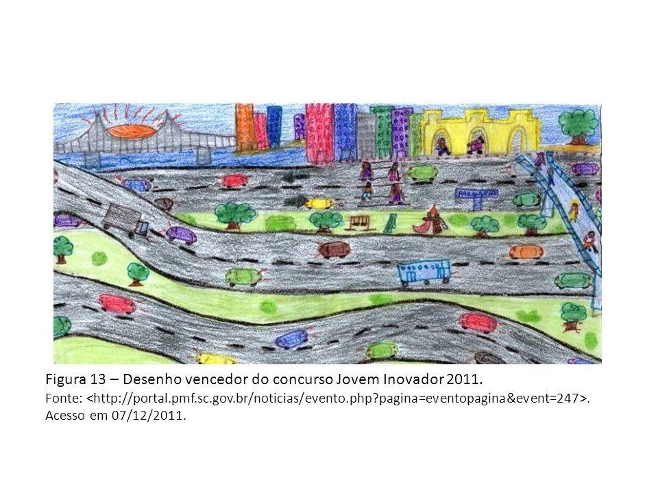 Figura 13 – Desenho vencedor do concurso Jovem Inovador 2011. Fonte:. Acesso em 07/12/2011.