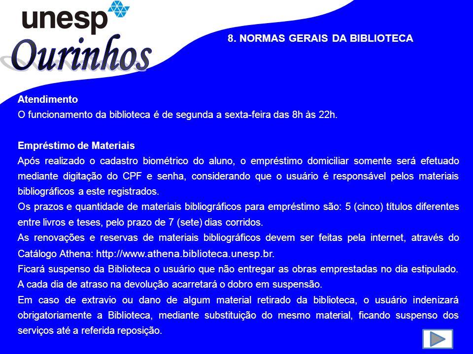 7.NORMAS DA GRADUAÇÃO – LEGISLAÇÃO UNIVERSITÁRIA 7.7.