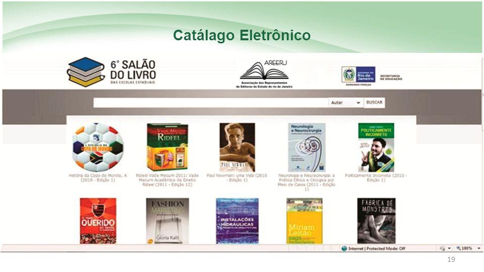 19 Catálago Eletrônico