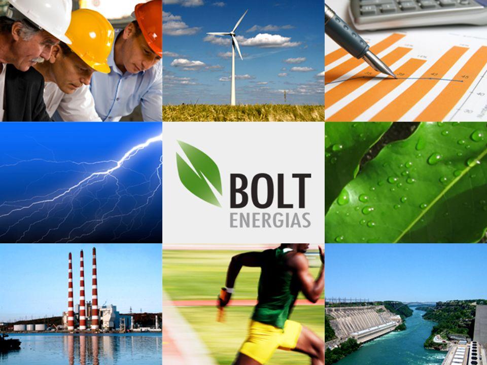Sumário 1.FIP ÁTICO GERAÇÃO DE ENERGIA 2.BOLT ENERGIAS 3.ATIVOS DE GERAÇÃO DA BOLT ENERGIAS 4.BOLT COMERCIALIZADORA 5.BOLT ESCO 6.GERAÇÃO DISTRIBUÍDA 2