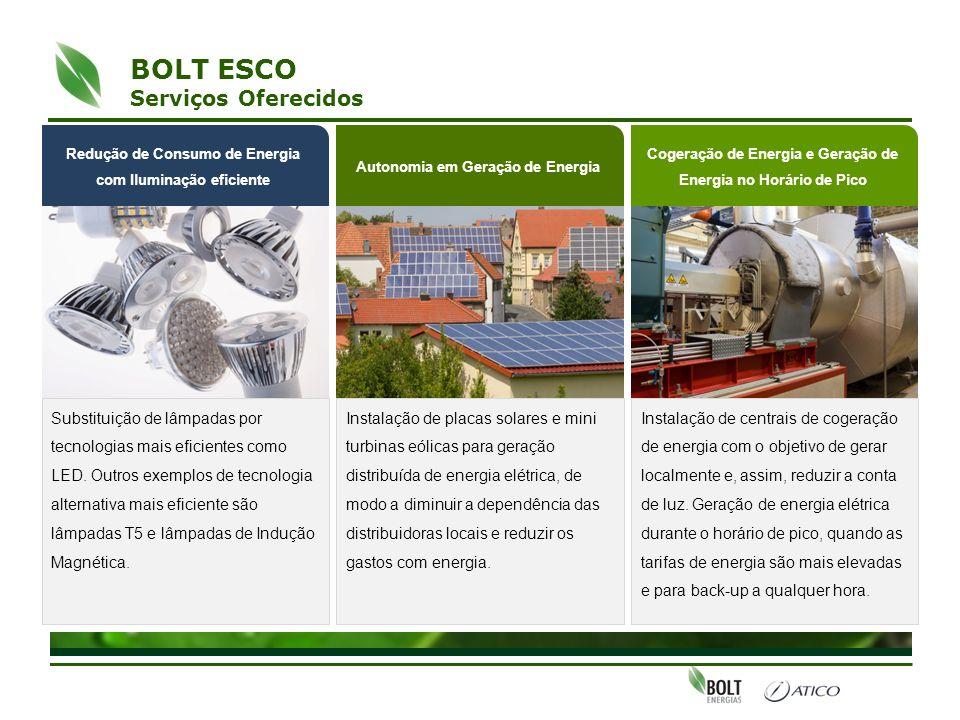 Instalação de placas solares e mini turbinas eólicas para geração distribuída de energia elétrica, de modo a diminuir a dependência das distribuidoras
