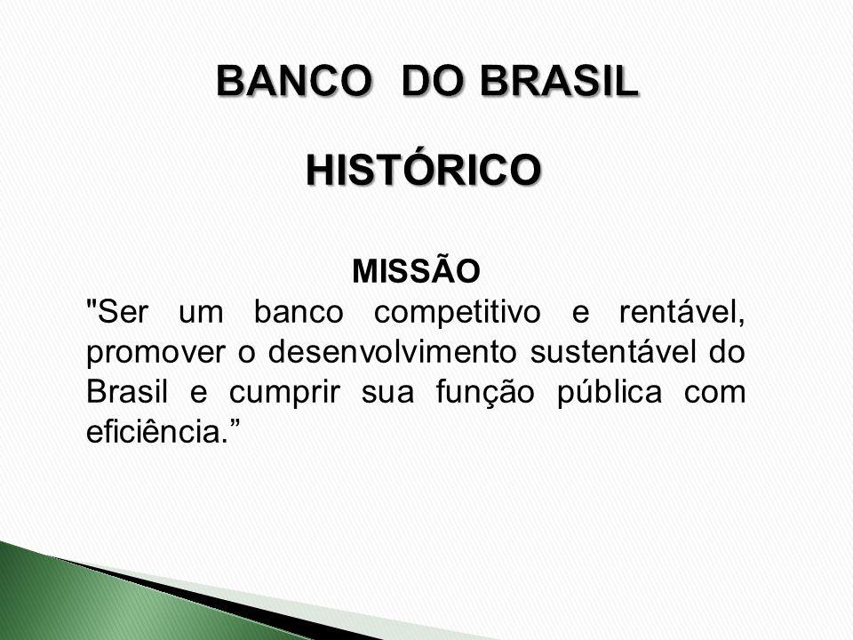 HISTÓRICO MISSÃO