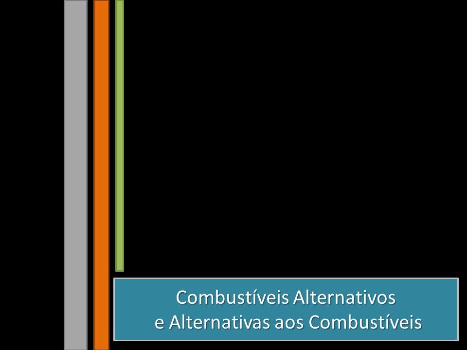 Combustíveis Alternativos e Alternativas aos Combustíveis e Alternativas aos Combustíveis