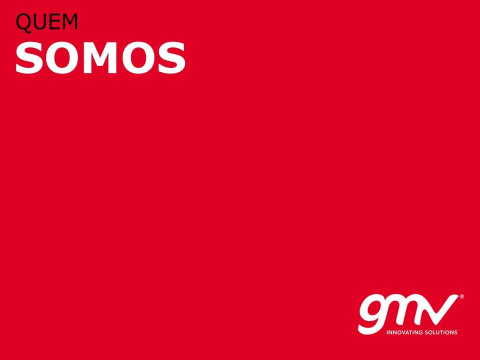 © GMV, 2010 SOMOS QUEM