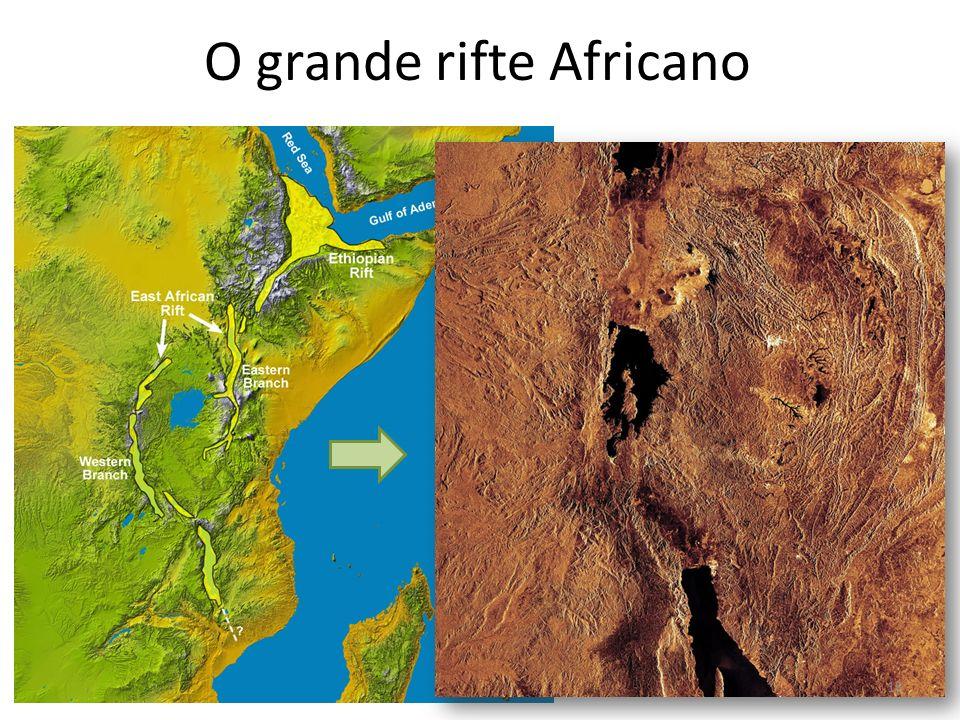 O grande rifte Africano 18