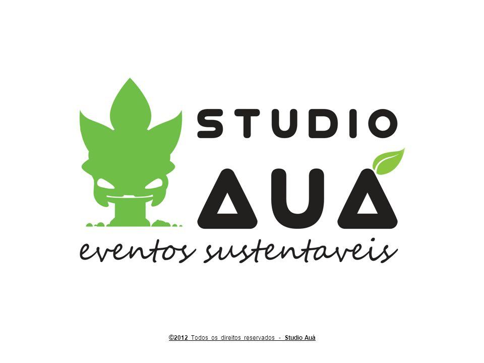 © 2012 Todos os direitos reservados - Studio Auá