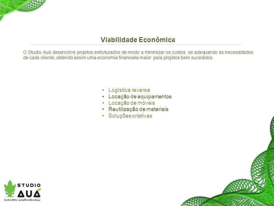 Viabilidade Econômica O Studio Auá desenvolve projetos estruturados de modo a minimizar os custos, se adequando as necessidades de cada cliente, obtendo assim uma economia financeira maior para projetos bem sucedidos.