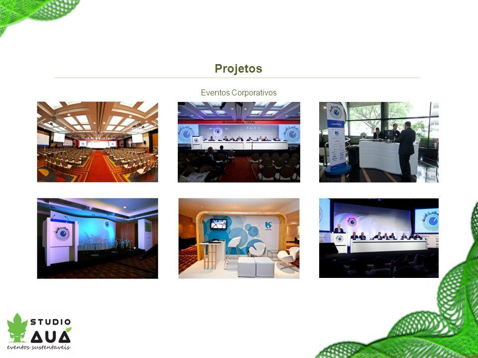 Eventos Corporativos Projetos