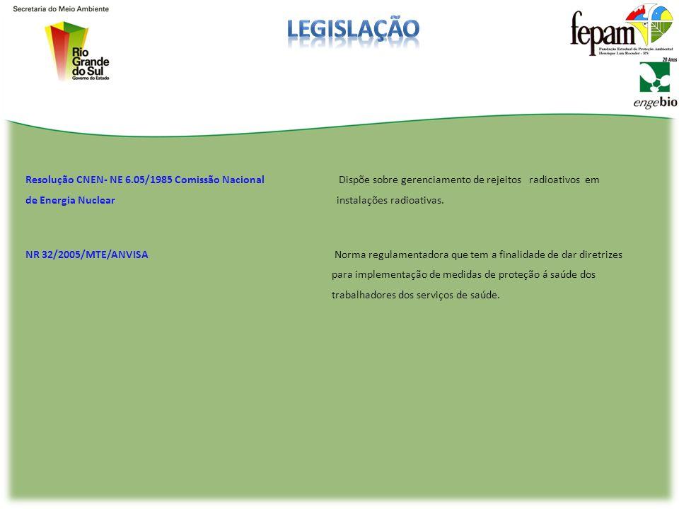 7 Resolução CONAMA n.º 06/1991 Dispõe sobre a incineração de resíduos sólidos provenientes dos serviços de saúde e dá outras providências. Resolução C