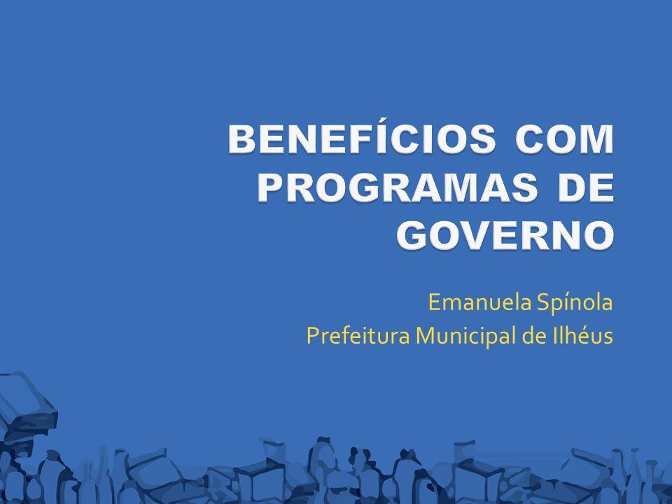 Emanuela Spínola Prefeitura Municipal de Ilhéus