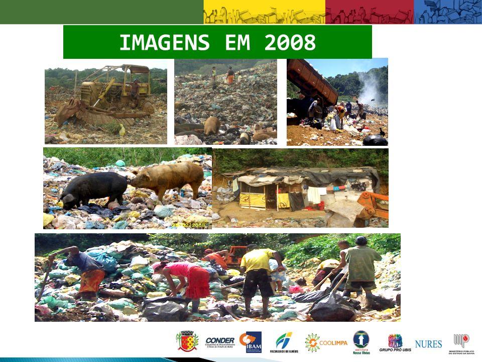 Marco Legal : Política Nacional de Resíduos Sólidos Lei 12.305/10 Encerramento de lixões até 2014 Inserção Socioprodutiva de Catadores de Materiais Recicláveis em Programas de Coleta Seletiva.