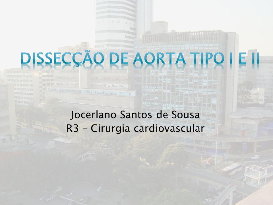 Jocerlano Santos de Sousa R3 – Cirurgia cardiovascular