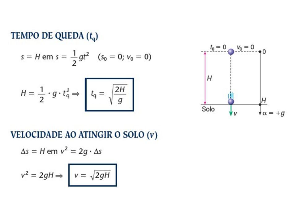 (Uerj) Um projétil é lançado segundo um ângulo de 30° com a horizontal e com uma velocidade de 200 m/s.