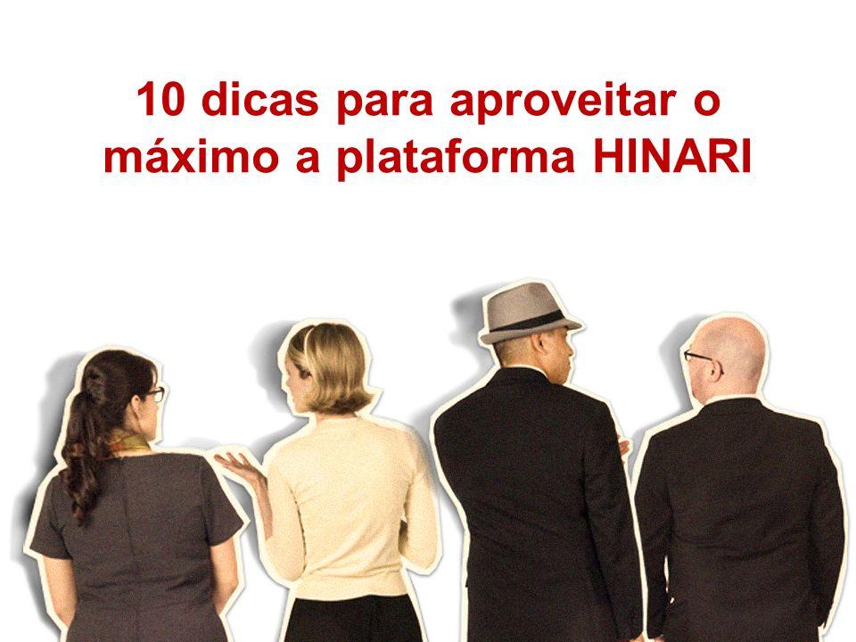 10 dicas para aproveitar o máximo a plataforma HINARI