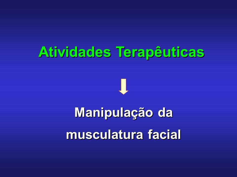 Síndrome de Down Hipotonia global e facial Inabilidade motora fina para determinada função oral Hipotonia global e facial Inabilidade motora fina para determinada função oral Pueschel, 1991