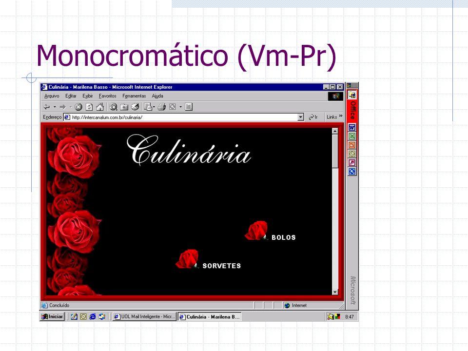Monocromático (Vm-Pr)