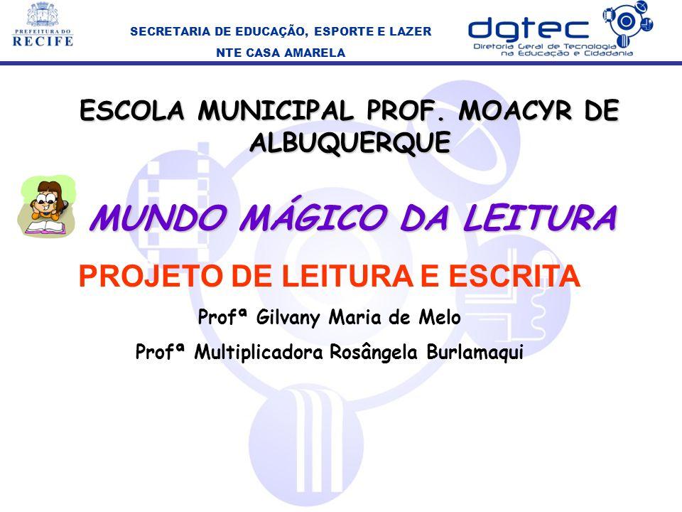 ESCOLA MUNICIPAL PROF.