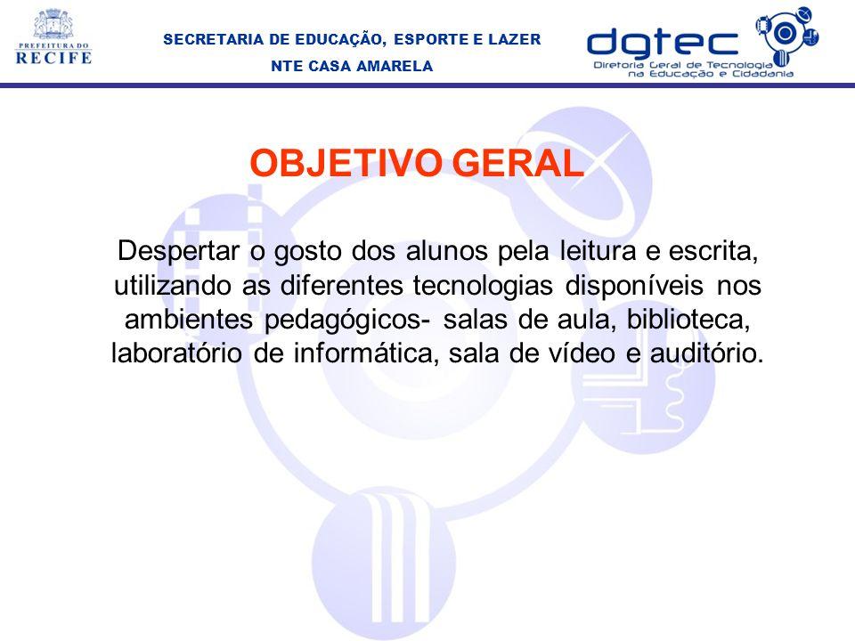 DATAS e ATIVIDADES 17 a 21/07/ 2007 Contação de histórias e produções textuais – verbais e não-verbais- nas salas de aula, Biblioteca e Laboratório de Informática.