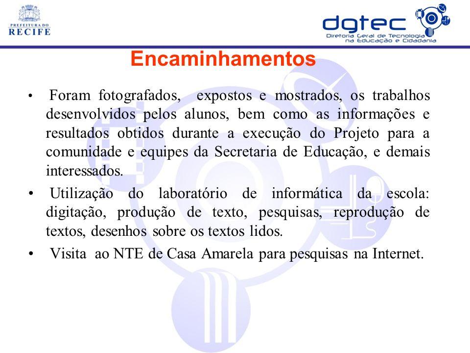 PRODUÇÕES NO PAINT SECRETARIA DE EDUCAÇÃO, ESPORTE E LAZER NTE CASA AMARELA