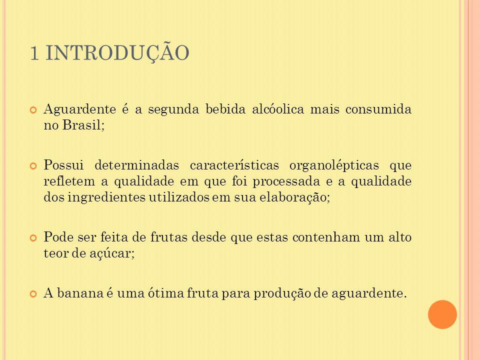 2 B ANANA A banana é a segunda fruta mais produzida no Brasil e a primeira mais consumida no mundo.