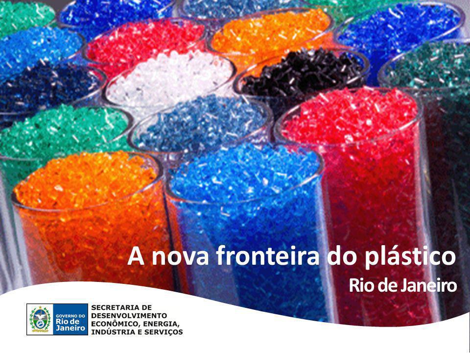 A nova fronteira do plástico Rio de Janeiro