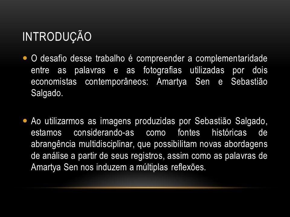 Ao retratar as múltiplas faces da África, Sebastião Salgado apresenta um continente que, num extremo, se reafirma como berço da humanidade e, no outro, nega esse mesmo sentido humano.