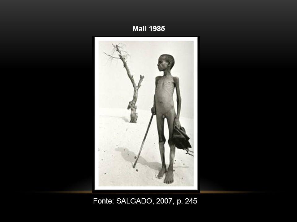 Mali 1985 Fonte: SALGADO, 2007, p. 245