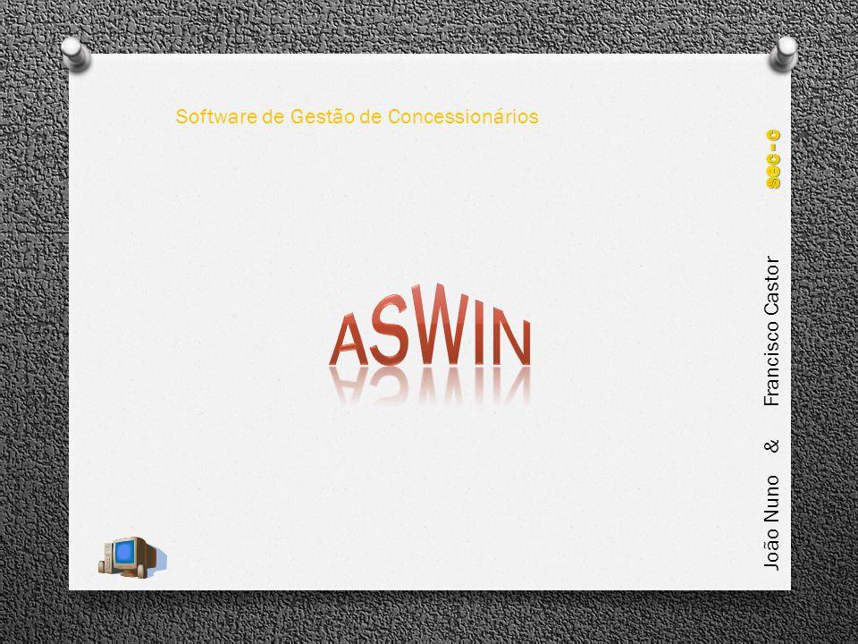 Software de Gestão de Concessionários