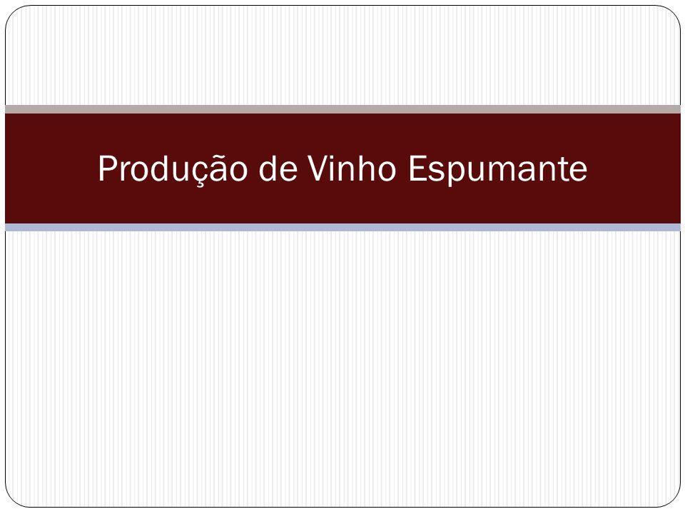 Produção de Vinho Espumante