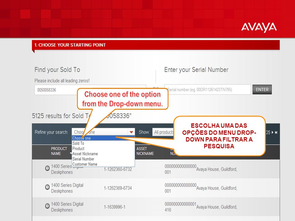 © 2010 Avaya Inc. All rights reserved. CLICK EM ADD AN UPDATE 29