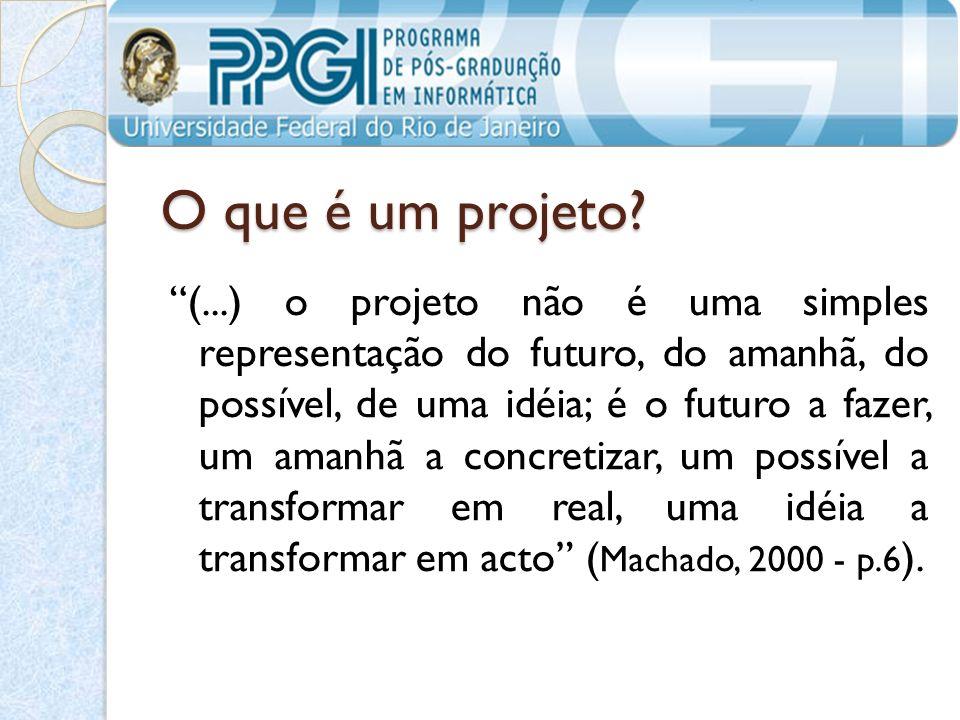 Referências e textos consultados ALMEIDA, F.J. & FONSECA JÚNIOR, F.M.