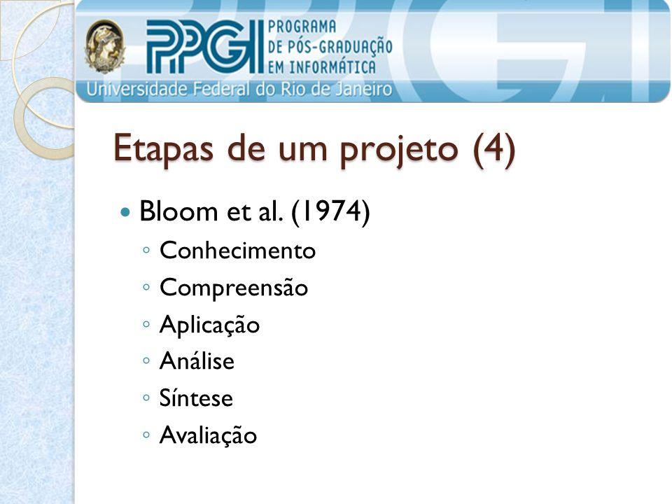 Na pedagogia de projetos, o aluno aprende no processo de produzir.