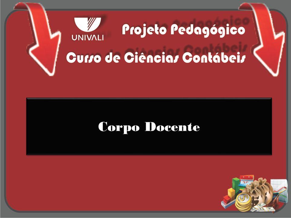 Atuação do Coordenador: Coordenador do Curso de Ciências Contábeis; Prof.
