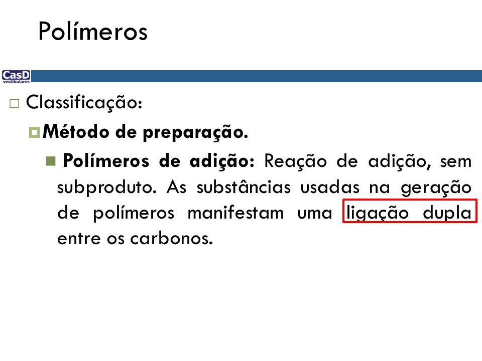 ENEM - 2012 De acordo com o texto, qual dos polímeros seguintes seria condutor de eletricidade?