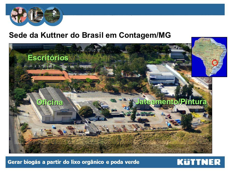 Gerar biogás a partir do lixo orgânico e poda verde Potencial energético Um município com 250.000 habitantes, gerando 180 kg/a de resíduos orgânicos per capita, produz um total de 45.000 t/a de resíduos, permitindo a geração de 6.500.000 Nm 3 /a de biogás.