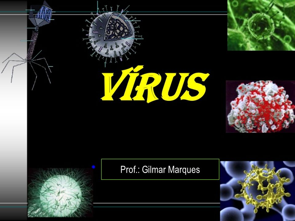 Prof.: Gilmar Marques