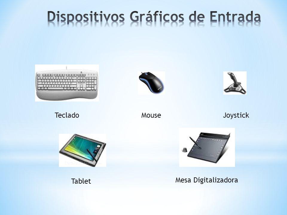 TecladoMouseJoystick Tablet Mesa Digitalizadora