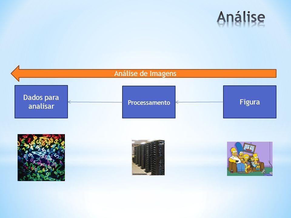Dados para analisar Figura Processamento Análise de Imagens