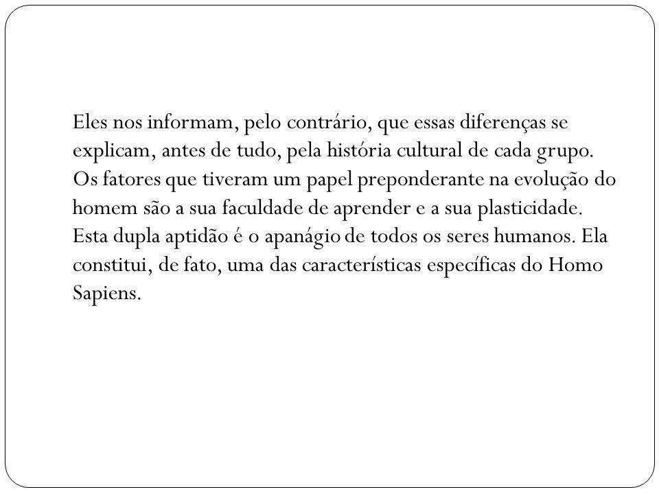 Teorias Modernas sobre Cultura 6 3.