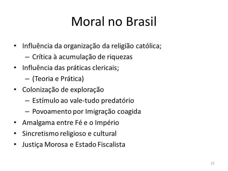 Morais brasileiras