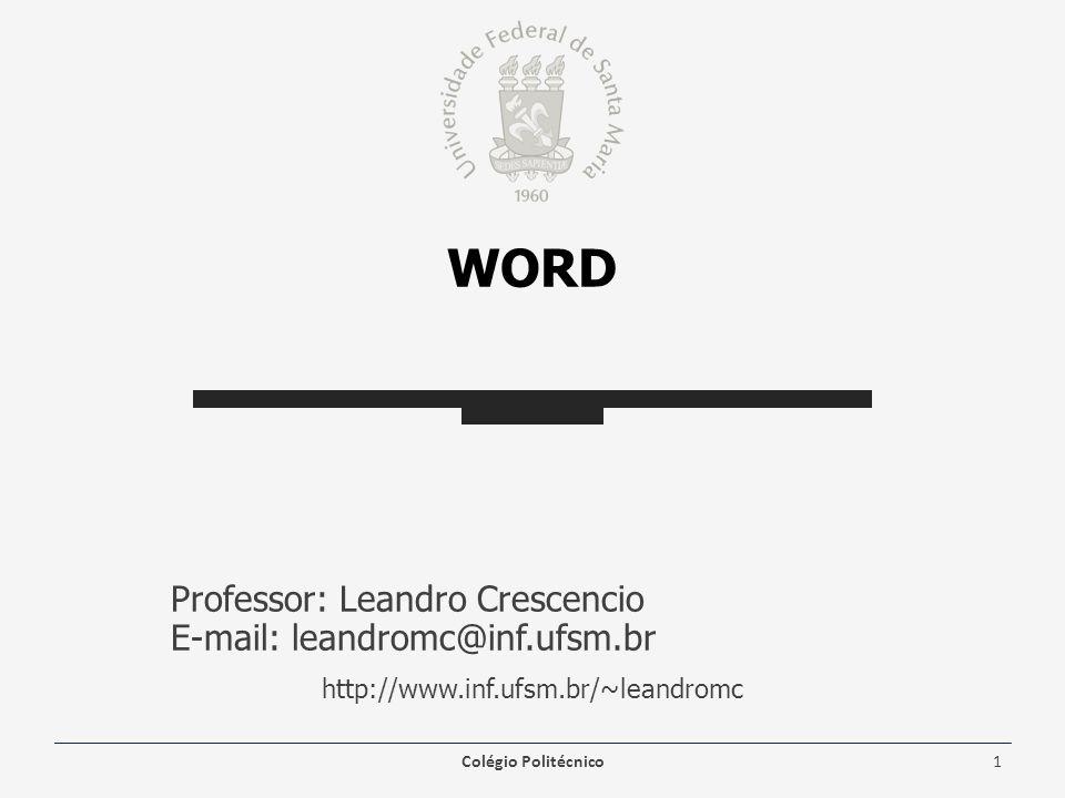 Referência Cruzada Uma referência cruzada é uma ligação dentro documento a outros itens do documento.
