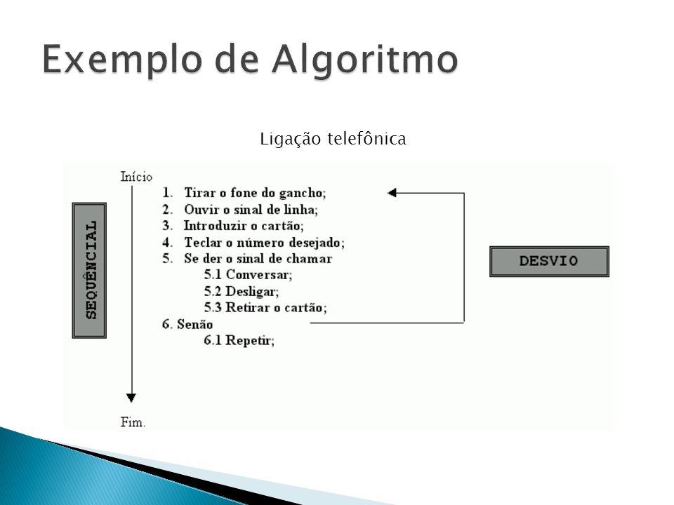 Uma linguagem de programação contém os comandos que fazem o computador escrever algo na tela, realizar cálculos aritméticos, receber uma entrada de dados via teclado, e milhares de outras coisas, mas estes comandos precisam estar em uma ordem lógica.