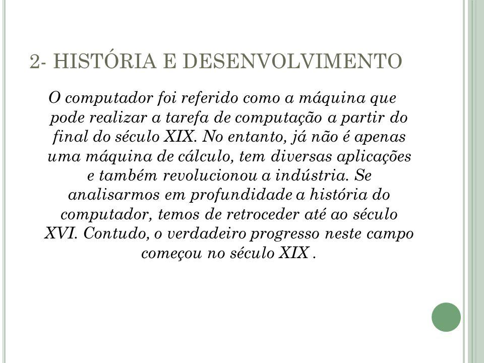 C ONTEÚDOS Definição História e Desenvolvimento Contribuição para a proteção ambiental Implementação prática / exemplos práticos