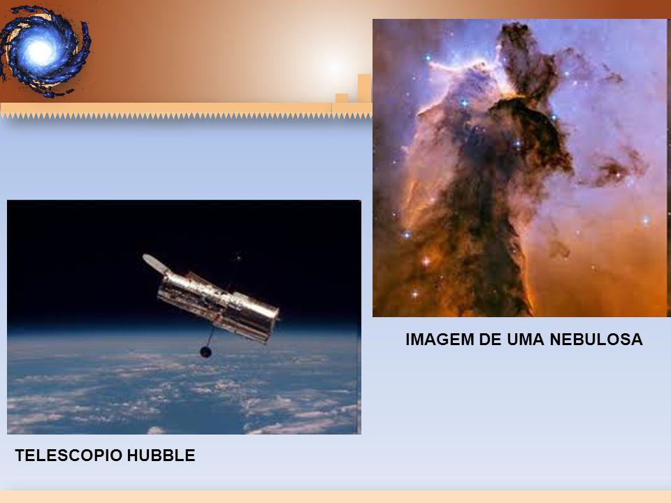 Universo TELESCOPIO HUBBLE IMAGEM DE UMA NEBULOSA