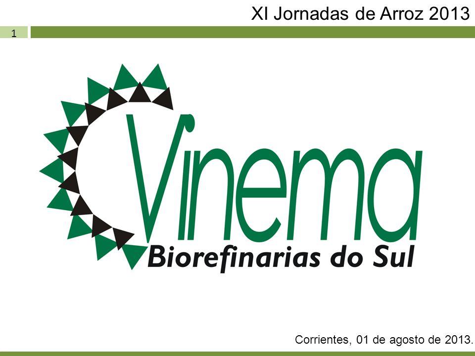 2 Aprovechamiento del arroz en Biorrefinerías para producción de Etanol