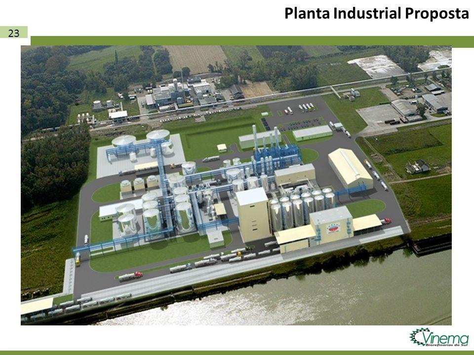 23 Planta Industrial Proposta