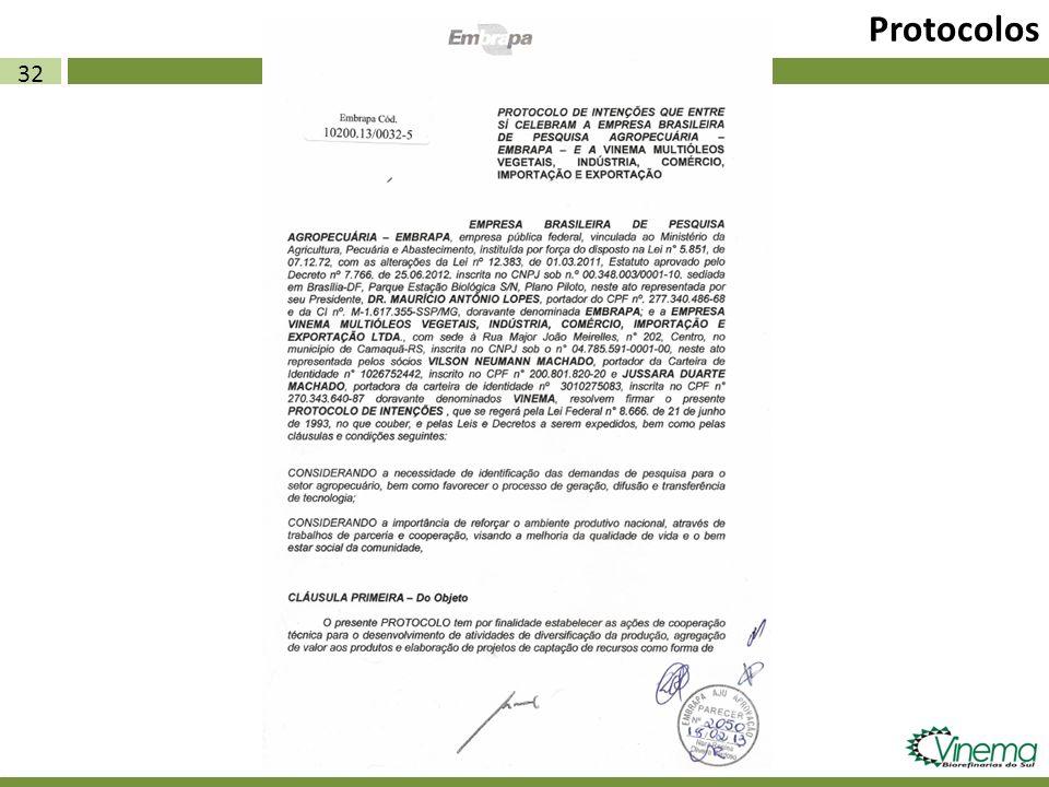 32 Protocolos