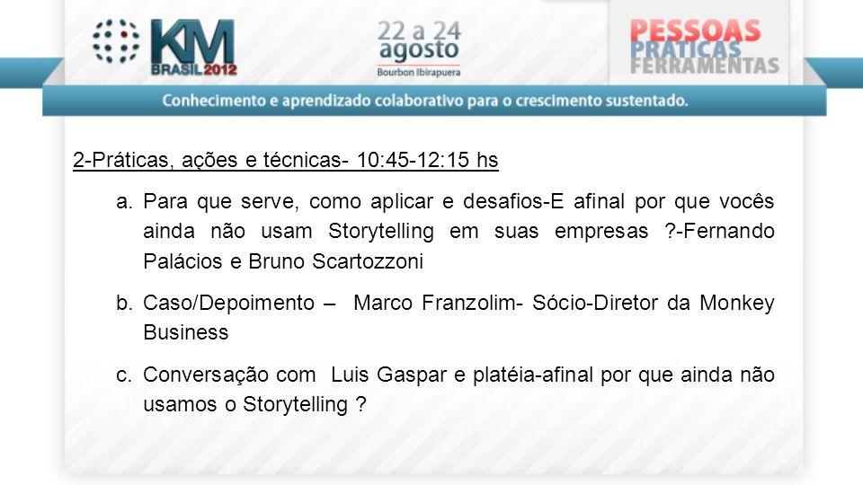 FERNANDO PALÁCIOS-É um dos fundadores do primeiro escritório de Storytelling no Brasil, a Storytellers Brand n Fiction que tem como principais cases: a peça de Teatro Filhas do Dodô para J.Macêdo e O Mistério das Cidades Perdidas para Mini-Schin que superou 2 milhões de leitores na internet.