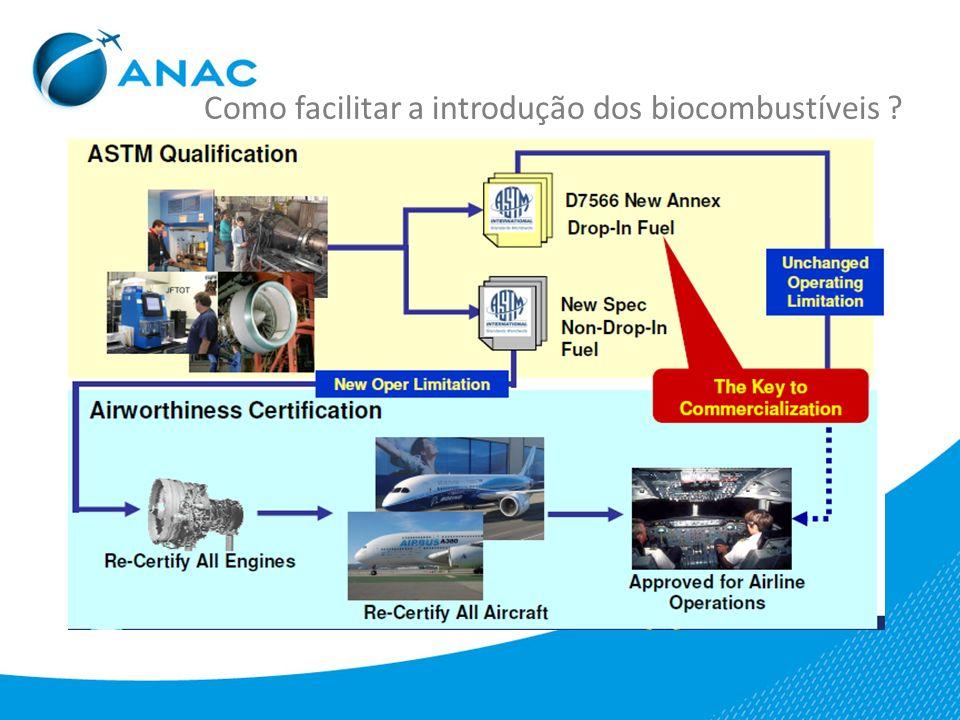 Como facilitar a introdução dos biocombustíveis ?