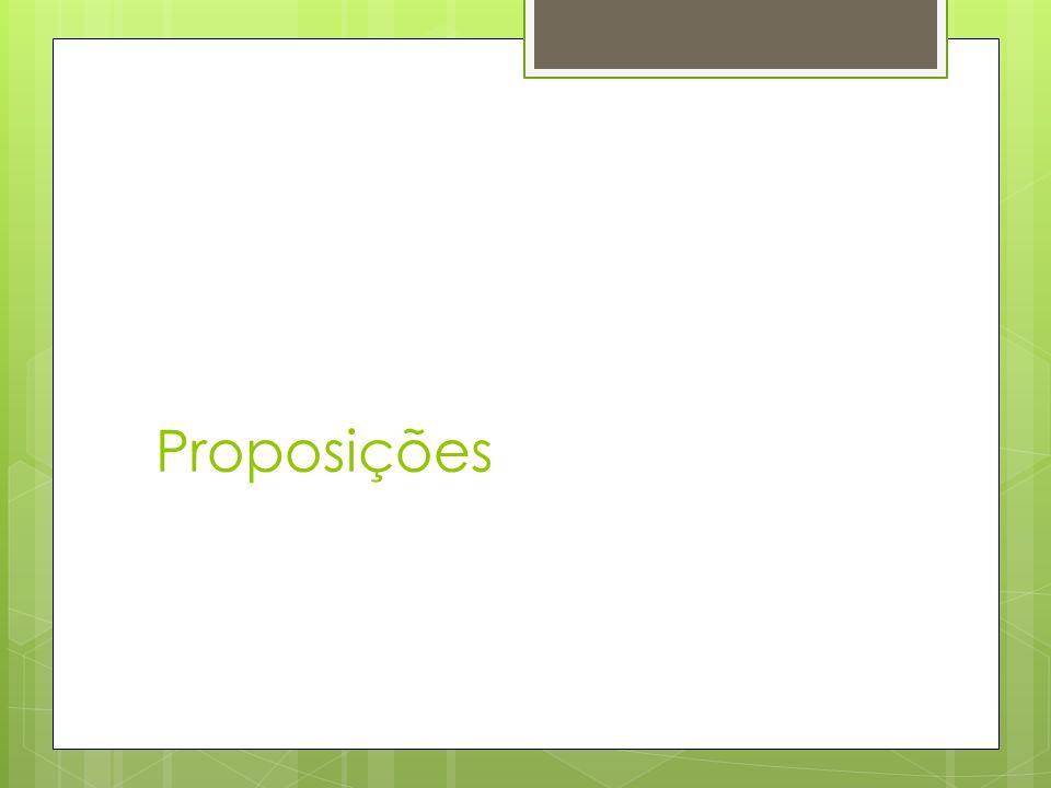 Proposições compostas e conectivos